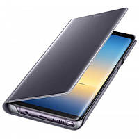 Чехол-книжка для Samsung Galaxy Note 8 N950 Clear View Standing Cover Orchid Gray (EF-ZN950CVEGRU)