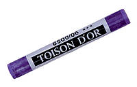 Мел-пастель сухая мягкая Koh-i-Noor Toison D'or dark violet/темный фиолетовый/