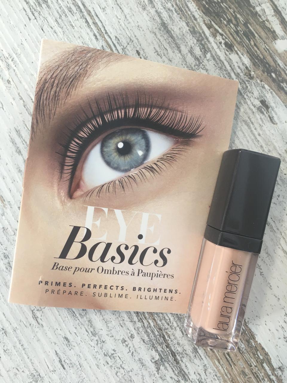 Крутейший праймер для век LAURA MERCIER Eye Basics