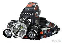 Светодиодный фонарь Boruit HL-720 для охоты, рыбалки, туризма