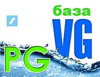 Готовая база для приготовления жидкостей 1 л  1,5 мг/мл PG/VG 50/50