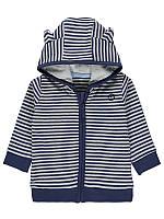 Детская кофта для мальчика  9-12, 12-18 месяцев
