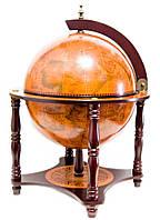 Глобус бар на 4 ножках (42х42х57 см)