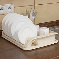 Сушка для столовой посуды мини Keeeper