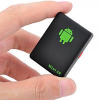 Защитите все, что вам дорого с GPS трекером mini A8