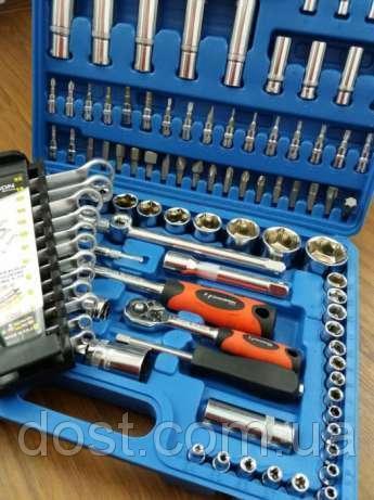 Наборы инструментов, ключей, головок, шестигранников, бит