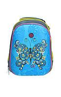 Рюкзак для девочки SchoolCase Butterfly CLASS 9719 New(2017)