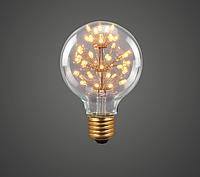 Светодиодная лампа Эдисона 3Вт G125 E27 DIP, фото 1