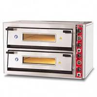 Печь для пиццы РО 6868 DE SGS с термометром