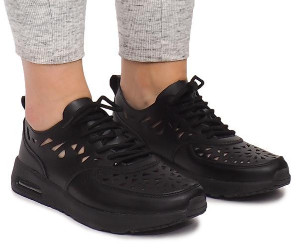 Женские кроссовки Neumann CZARNY