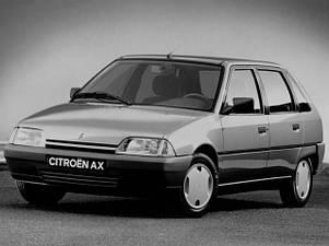 Тюнинг Citroen AX 1986-1998