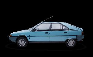 Тюнинг Citroen BX 1982-1994