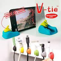 V-tie - инновационный нано-пластилин