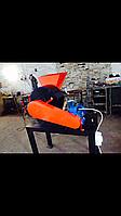 Дробилка Молотковая ДКУ для измельчения: торфа, зерновых, строительного мусора.
