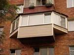 Вынос и утепление балконов и лоджий