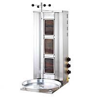 Аппарат для шаурмы газовый SILVER 2161 LPG