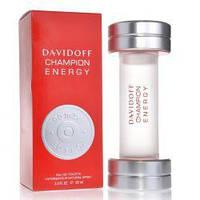 Davidoff Champion Energy, 90мл для мужчин