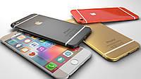 """Бронированная защитная пленка для iphone 6 (4,7"""") на две стороны"""