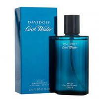 Davidoff Cool Water Man, 75мл, для мужчин