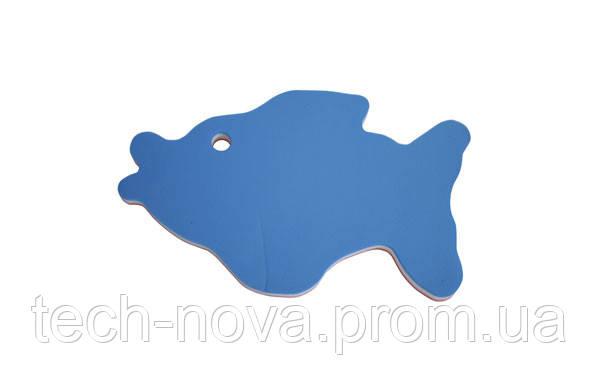 Доска для плавания Рыбка малая - TechNOVA — бытовая техника, спорттовары, товары для сада, доставка по Украине. в Киеве