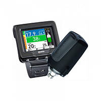 Декомпрессиметр Mares Icon HD Black Edition + трансмиттер