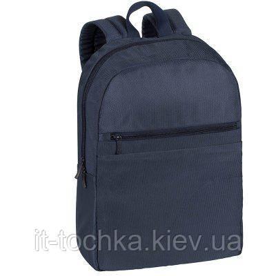 Рюкзак для ноутбука rivacase 8065 blue диагональ 15.6