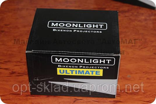 Биксеноновые линзы Moonlight G5 Ultimate с ангельскими глазами