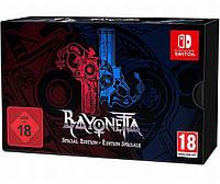 Bayonetta 2 Special Edition Nintendo Switch