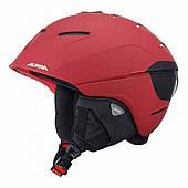 Шлем горнолыжный Alpina CHEOS deep-red matt A9058-50 55-59