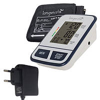 Тонометр автоматический BP-1303 Longevita + адаптер в подарок!