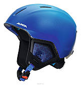 Шлем горнолыжный Alpina CARAT XT blue-gradient matt A9080-81