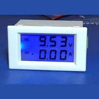 Амперметр - вольтметр с шунтом 200В, 200А