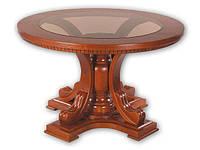 Стол из массива дерева нераскладной  коллекция  «Полесье», фото 1