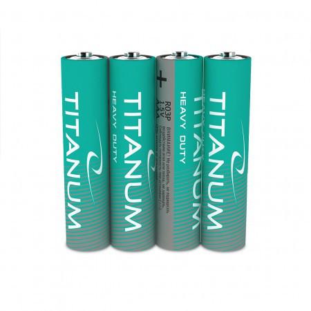 Батарейка Titanum R03 (AAA)