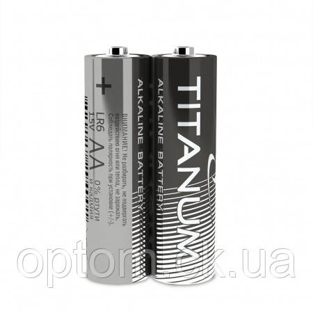 Батарейка Titanum LR6 Alkaline  (AA)