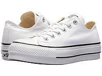 Кроссовки/Кеды Converse Chuck Taylor® All Star Canvas Lift White/Black/White