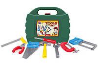 Набор инструментов для столяра Технок 4371 в чемодане