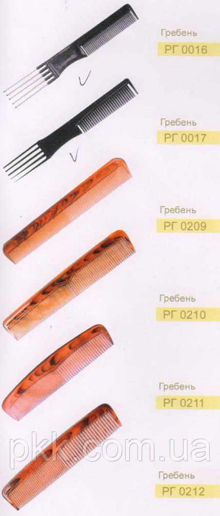 Гребень для волос QPI PROFESSIONAL 017 РГ