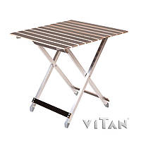 Стол складной Vitan Alluwood (большой) 6220