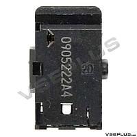 Разъем на наушники Nokia 5220 / 5320 / 6303 / 6303i / 7230 slide / N79 / N86 / N900 / X3-00