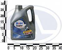 Масло Mobil Super 2000 X1 Diesel 10W-40 4л | Exxon Mobil Corporation 152626