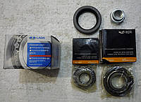 Подшипник ступицы ВАЗ 2101 (вн+нар+сальник+гайка) левый (пр-во Самара)