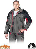 Куртка рабочая защитная BOSTON LH-BS-J SBC (РАЗМЕРЫ: L)