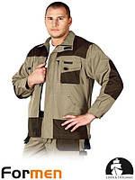 Куртка рабочая защитная FORMEN LH-FMN-J BE3 (РАЗМЕРЫ: L, XXXL)