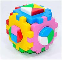 Куб логика 2 Умный малыш 2469, фото 1