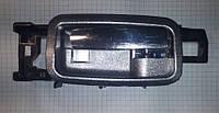 Ручка двери внутренняя передняя левая серая Geely CK Джили CK