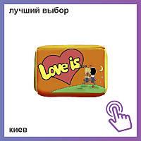 Жевачка Love is Pineapple and Orange ананас и апельсин 4g