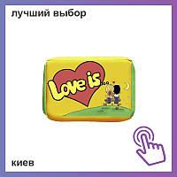 Жевачка Love is Coconut and Pineapple кокос и ананас 4g