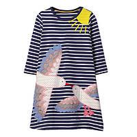 Платье для девочки Birds