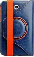 "Чехол для планшета Digi Samsung Tab 3 7"" - Akron 107 (Blue)"